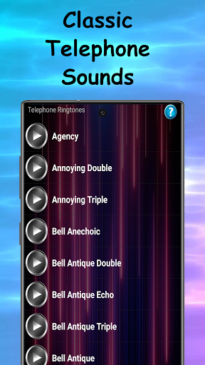 Telephone Ringtones Apk 7.7 screenshots 1