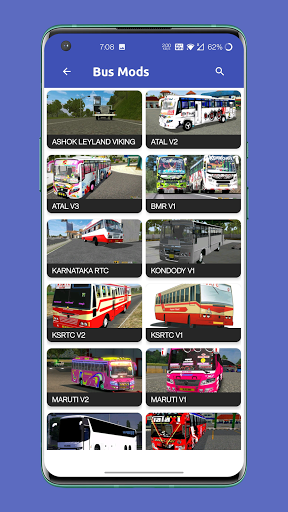 Bus Mod Livery - Bus Simulator Indonesia  screenshots 4