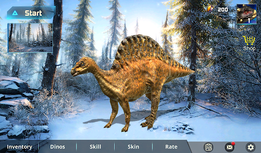 Ouranosaurus Simulator Apkfinish screenshots 9