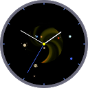 Space Watchface und Widget