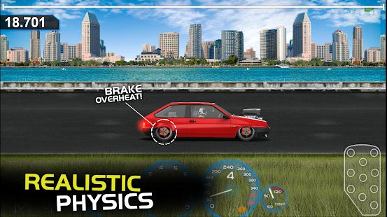 project drag racing hack