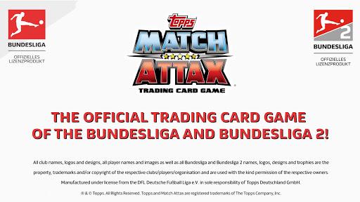 Bundesliga Match Attax 21/22 Apkfinish screenshots 6