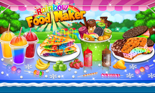 Ice Cream Rolls Maker For Pc – Free Download For Windows 7, 8, 10 Or Mac Os X 1