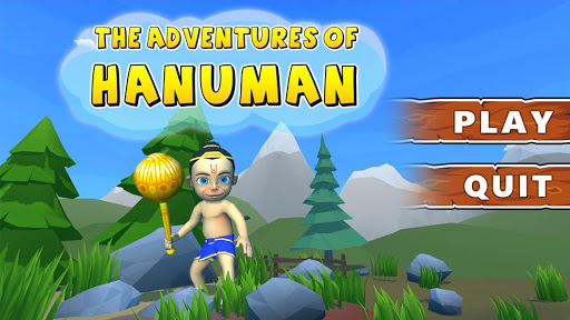 the adventures of hanuman screenshot 1