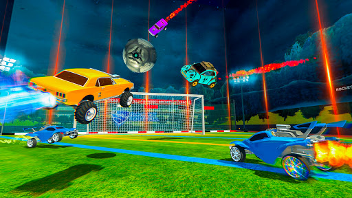 Rocket Car Football League 2021 1.5 screenshots 3