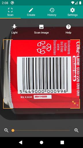 Image of QR & Barcode Reader 2.6.9-L 2