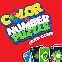 Play with Color & Number Puzzle - Card Game