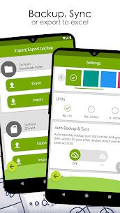 Body Diary Mod Apk Weight Loss Tracker (Full Unlocked) 7