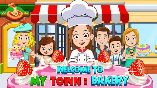 My Town : Bakery - Cooking & Baking Game for Kids 1.11 Screenshots 1
