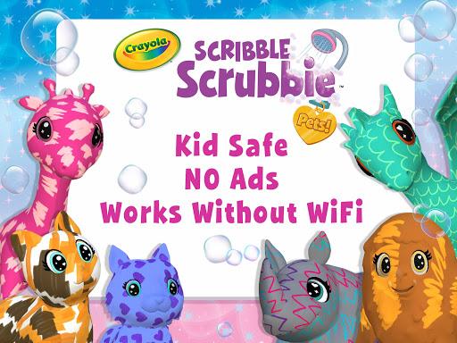 Crayola Scribble Scrubbie Pets 1.12.4 screenshots 12