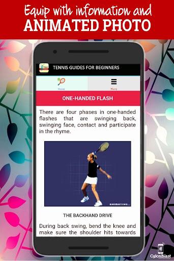 best tennis guides for beginners screenshot 3