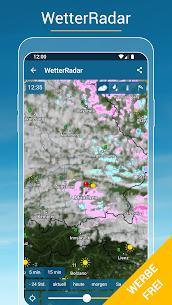 RegenRadar mit Unwetterwarnung – werbefrei 3