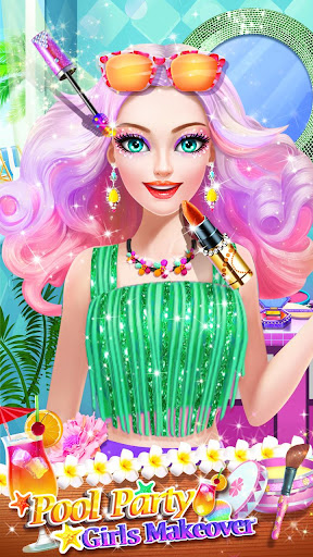 Pool Party - Makeup & Beauty 3.1.5038 screenshots 4