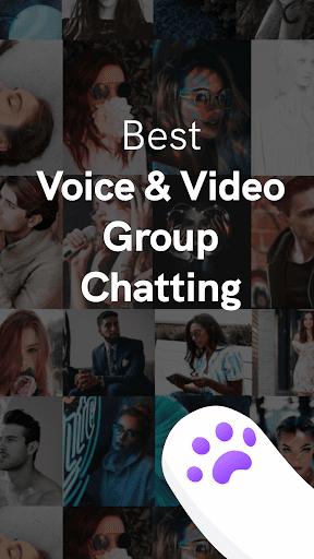 YoYo - Live Voice&Video Group Chat  Screenshots 1
