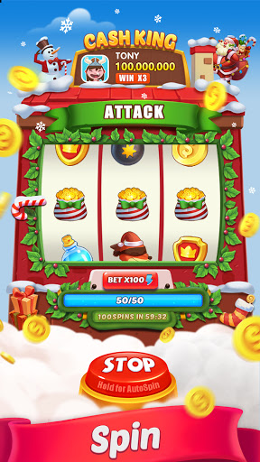Crazy Coin - Spin Master modiapk screenshots 1
