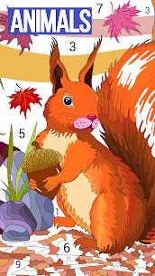 Happy Color – boyama oyunu Full Apk İndir 6