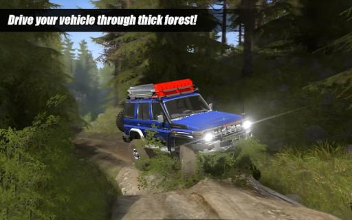 Offroad Xtreme 4x4 Racing Simulator Car Driving 3d  screenshots 6