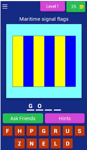 international signal flags screenshot 1