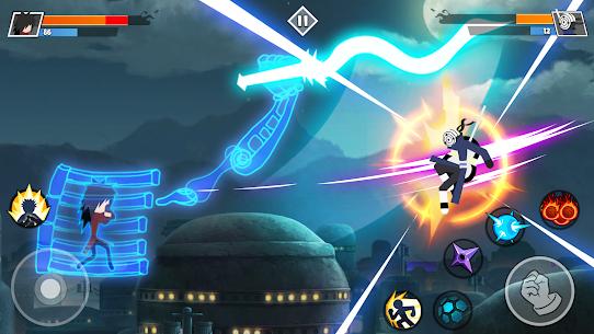 Stickman Shinobi : Ninja Fighting 2.0 2
