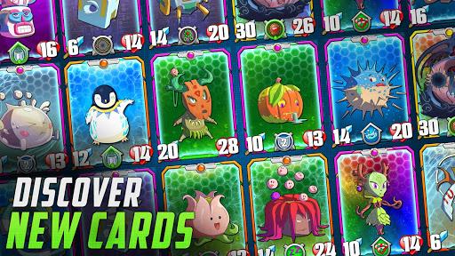 Monster Battles: TCG - Card Duel Game. Free CCG screenshots 1