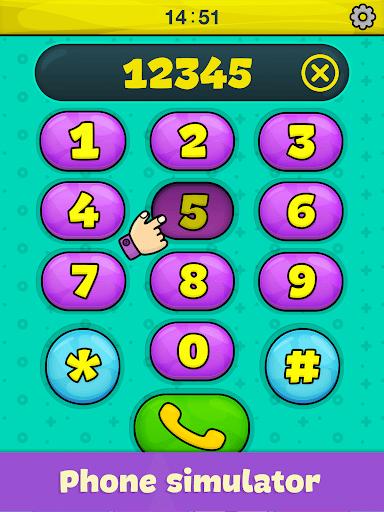Baby phone - games for kids  Screenshots 8