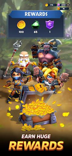 Kingdom Boss - RPG Fantasy adventure game online  screenshots 6