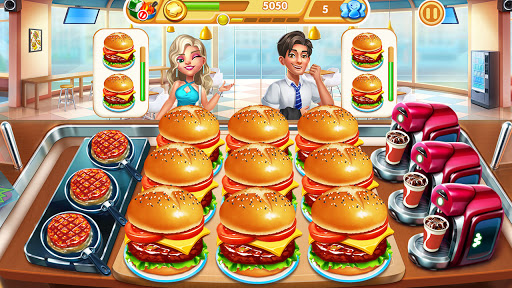 Cooking City: frenzy chef restaurant cooking games  screenshots 1