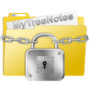 Notepad with folders - MyTreeNotes