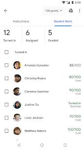 Google Classroom 4