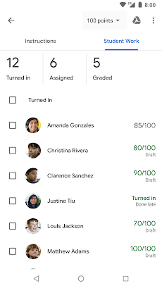 Google Classroomのおすすめ画像4