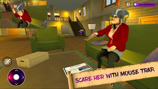 Scary Evil Teacher 3D Game Creepy Spooky Game 2020 3.2 screenshots 3