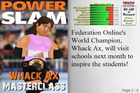 Wrestling Revolution 2.040 APK + Mod (Unlimited money) para Android