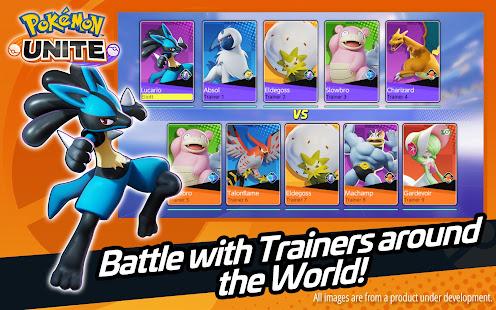 Image For Pokémon UNITE Versi Varies with device 6
