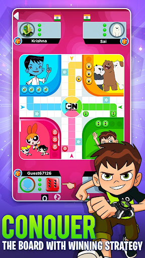 Cartoon Network Ludo  screenshots 5