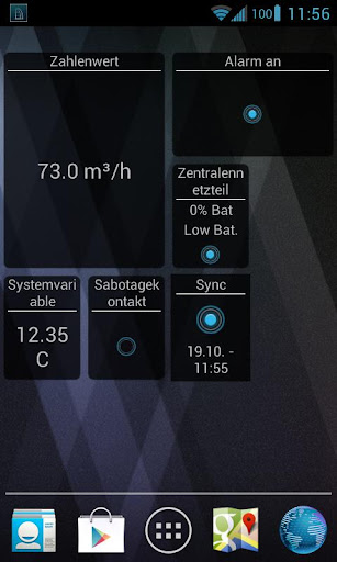TinyMatic - HomeMatic for your pocket!  Screenshots 5