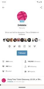 Dribbble 3