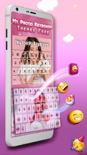 My Photo Keyboard Themes Free 5