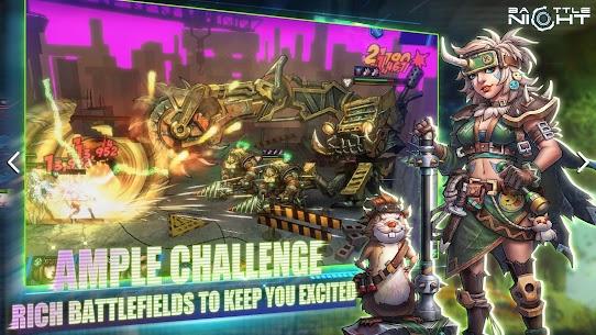 Battle Night: Cyberpunk-Idle RPG 5