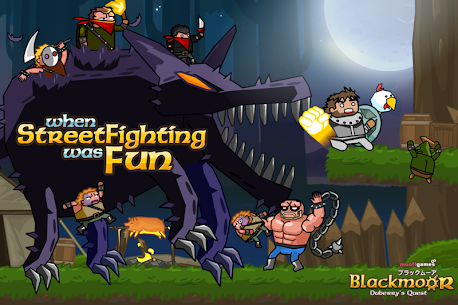 Blackmoor – Duberry's Quest 43 Apk + Mod 1