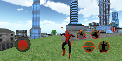 Flying Spider Hero Two -The Super Spider Hero 2020 0.2.7 screenshots 6