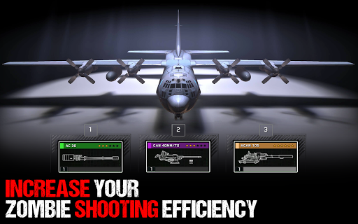 Zombie Gunship Survival - Action Shooter 1.6.15 screenshots 7
