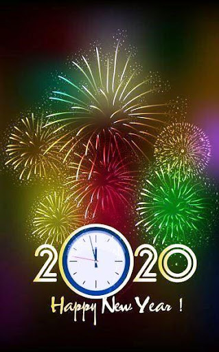 happy new year wallpaper 2021 screenshot 1