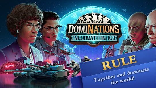 DomiNations Mod Apk (Unlimited Gold/Food/Oil) 5