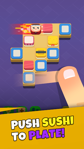 Sushi Factory - Slide Puzzle 1.0.1 screenshots 1