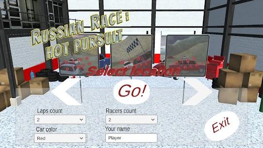 Russian Racing: Hot Pursuit 2