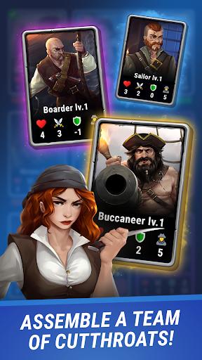 Pirates & Puzzles - PVP Pirate Battles & Match 3 Apkfinish screenshots 4
