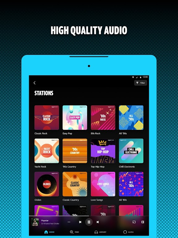 Amazon Music: Discover Songs poster 8