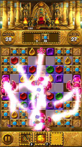 Jewel Queen: Puzzle & Magic - Match 3 Game  screenshots 13