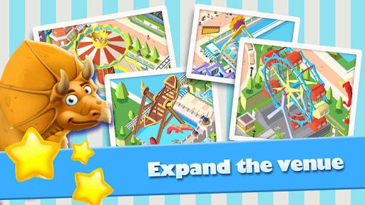 Sim Park Buildit - Dinosaur Theme Park  screenshots 4