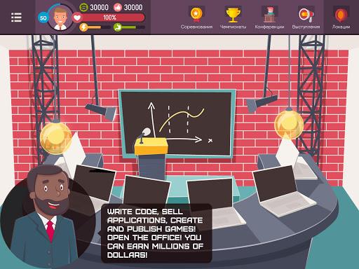Hacker - tap smartphone tycoon, life simulator Apkfinish screenshots 18